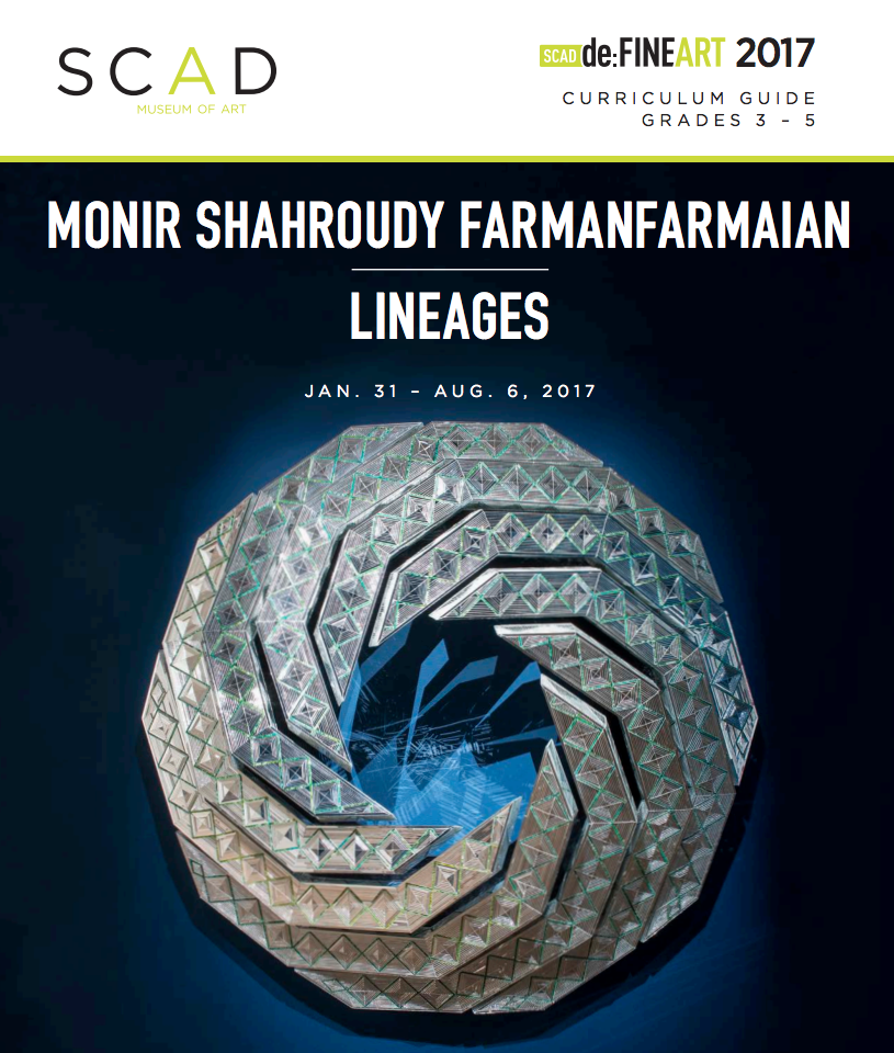 Monir Shahroudy Farmanfarmaian: Lineages