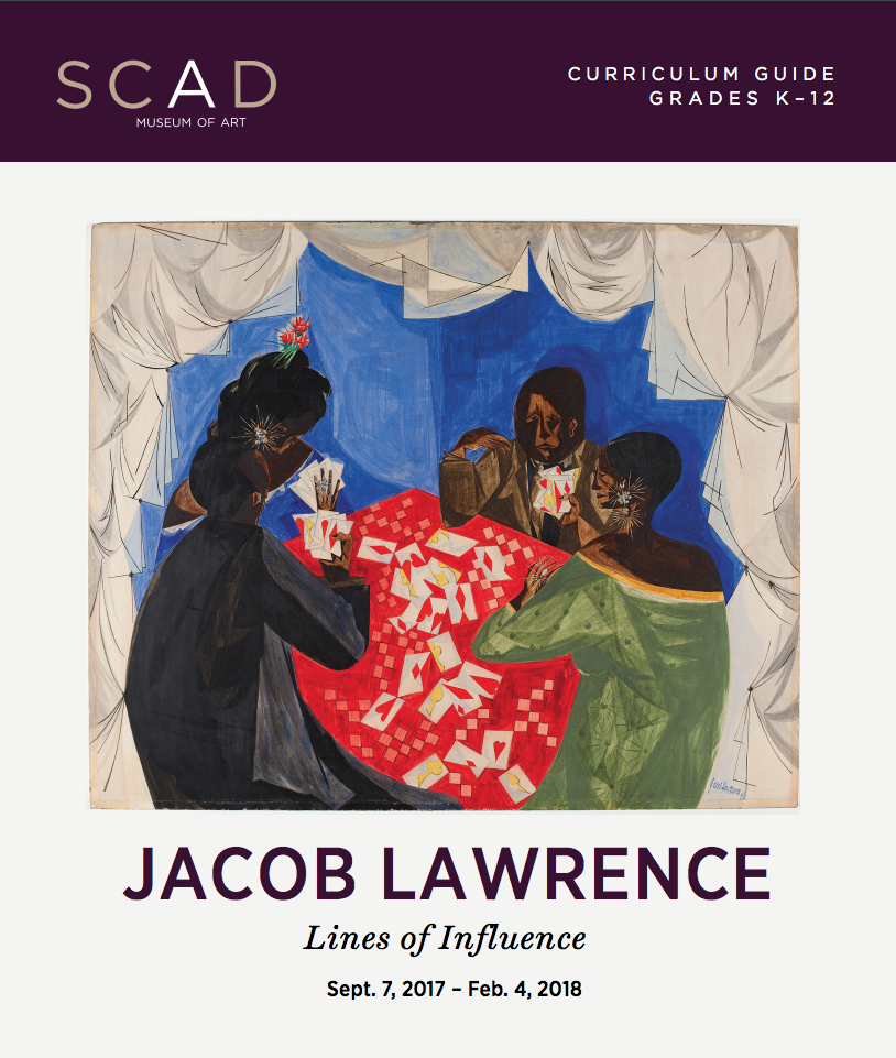Curriculum Guide: Jacob Lawrence: Lines of Influence