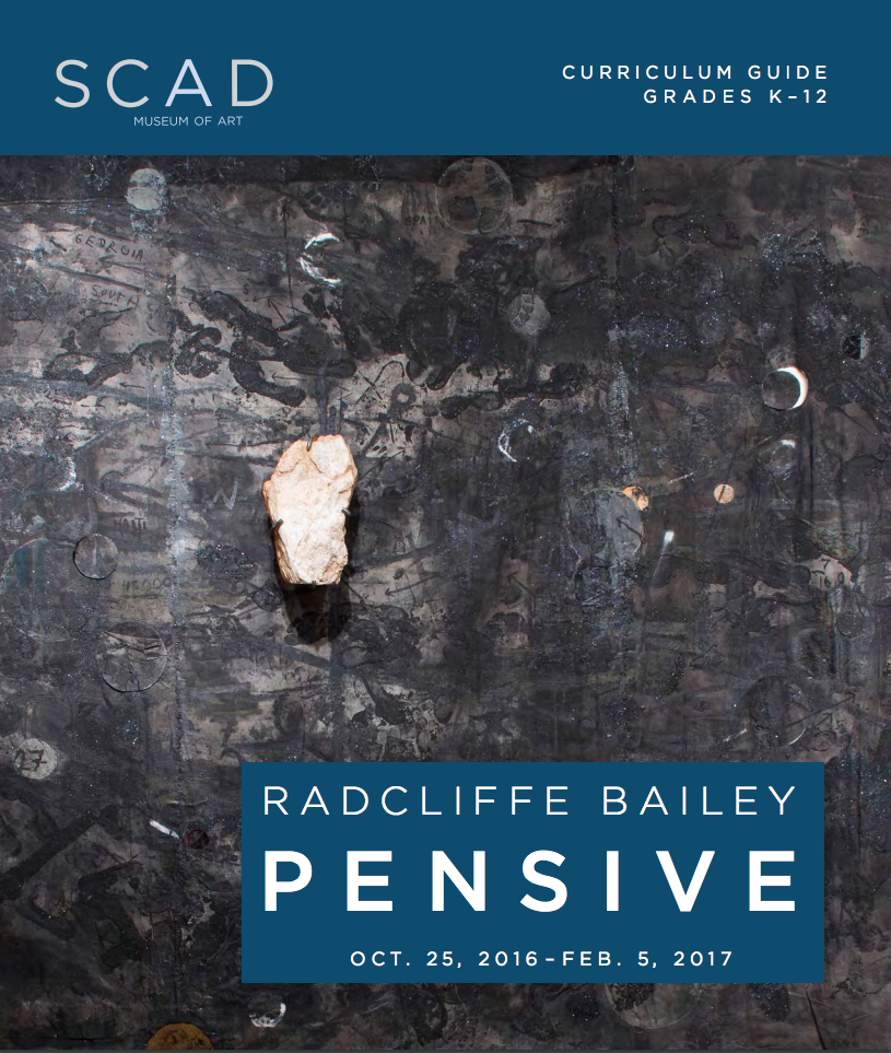 Radcliffe Bailey: Pensive