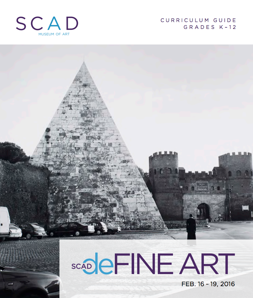 SCAD deFINE ART 2016