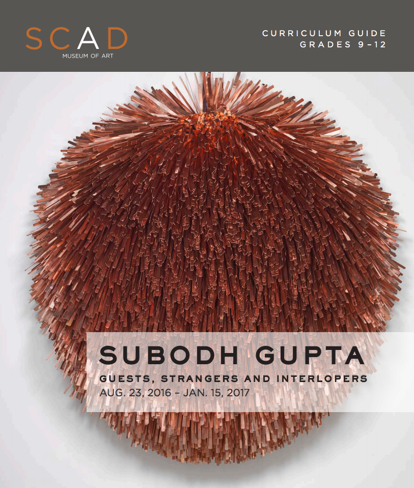 Subodh Gupta: Guests, Strangers and Interlopers