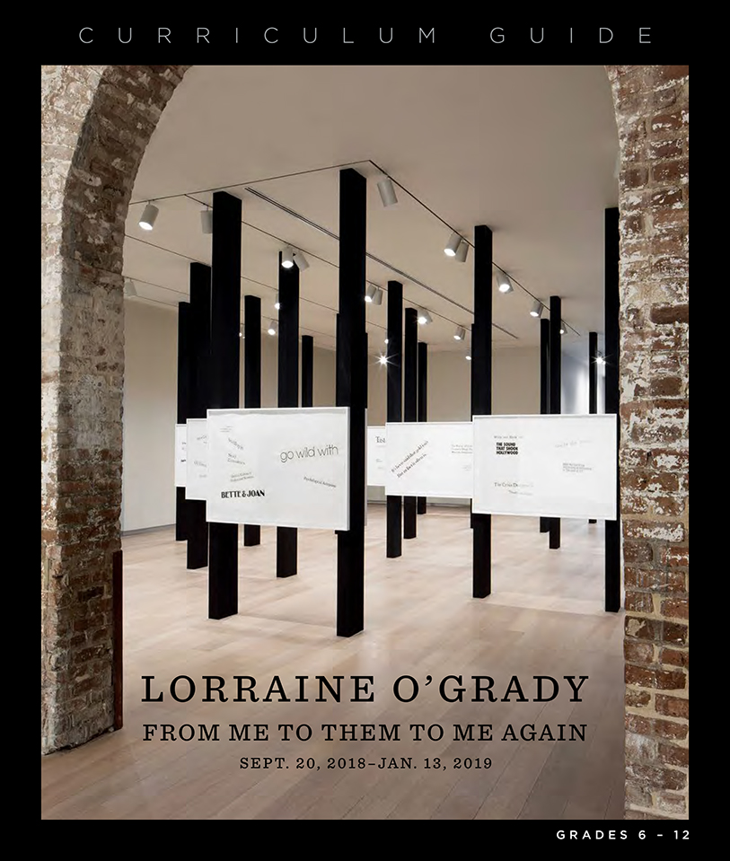 Lorraine O'Grady: From Me to Them to Me Again