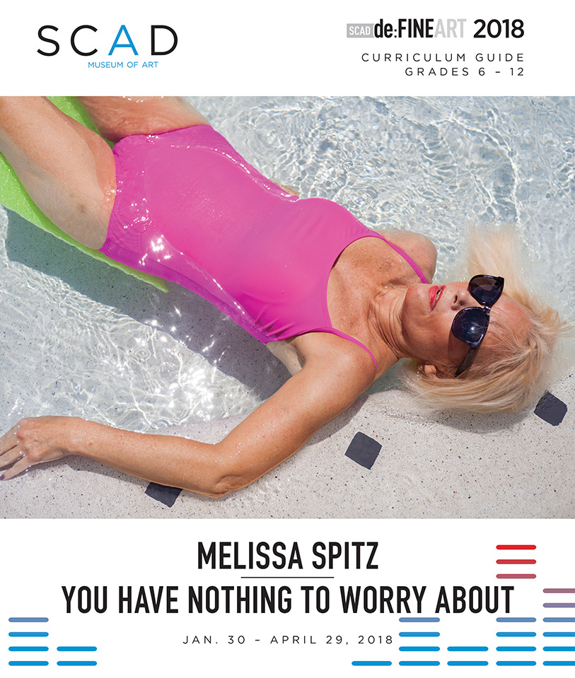 Melissa Spitz: You Have Nothing to Worry About