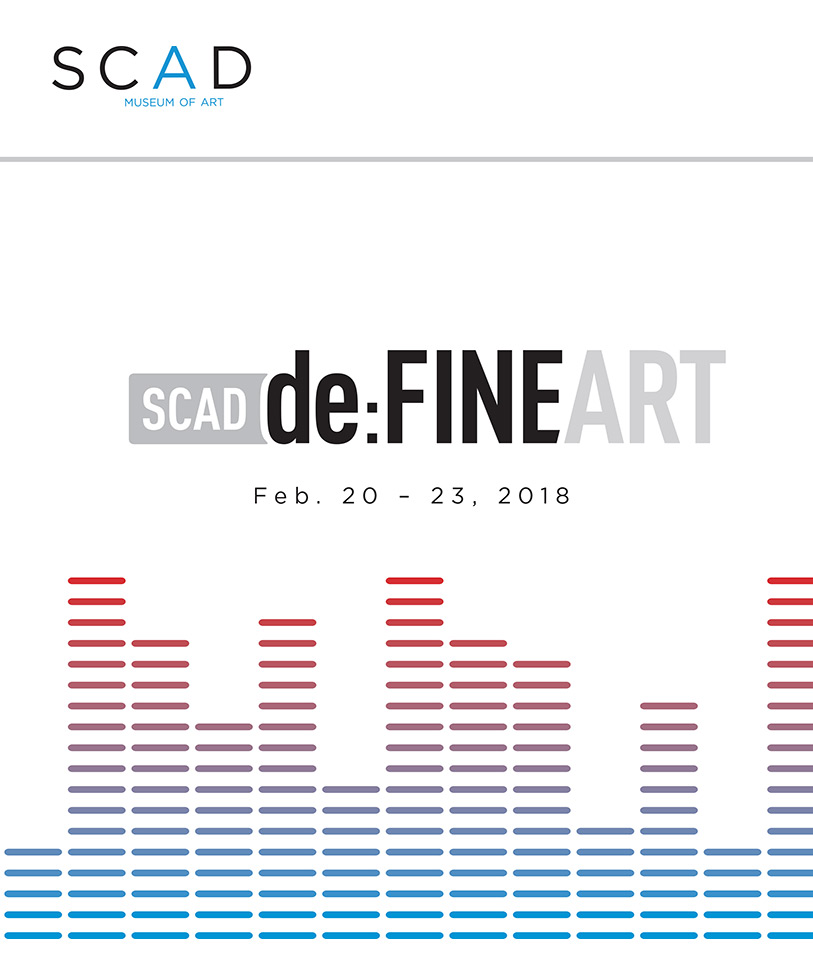 SCAD deFINE ART 2018
