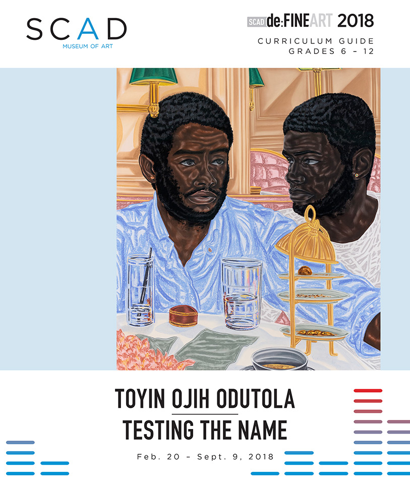 Toyin Ojih Odutola: Testing the Name