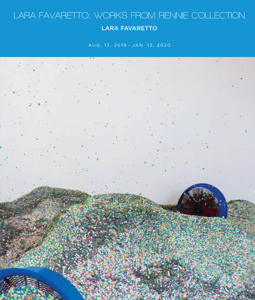 Lara Favaretto: Works from Rennie Collection