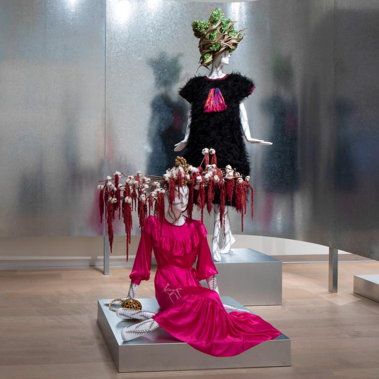 Exhibition image for Carla Fernández and Pedro Reyes