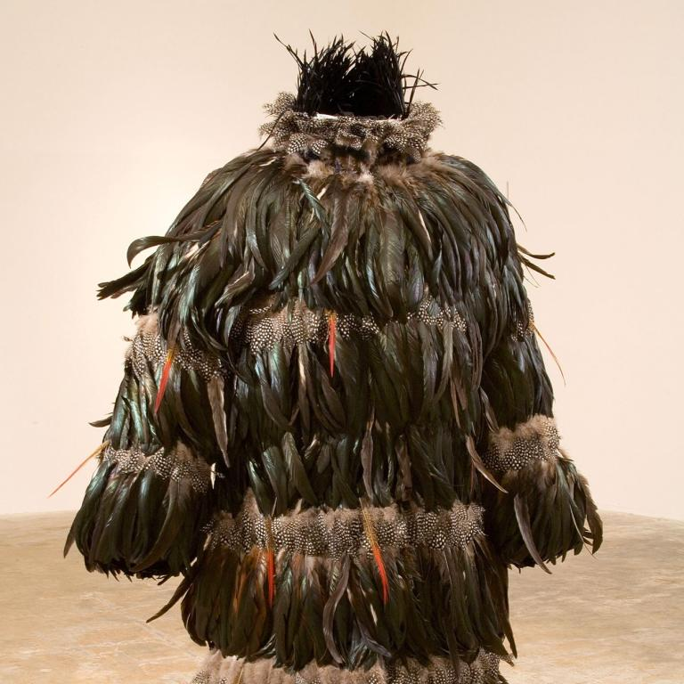 Signature image for Sanford Biggers exhibition