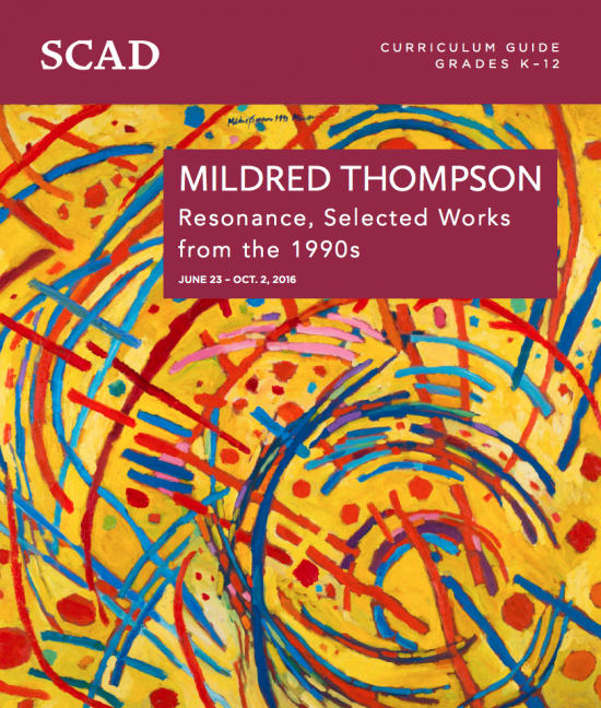 Mildred Thompson: Resonance, Selected Works from the 1990s