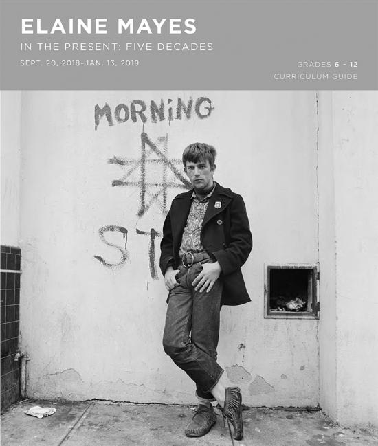Elaine Mayes: In the Present: Five Decades