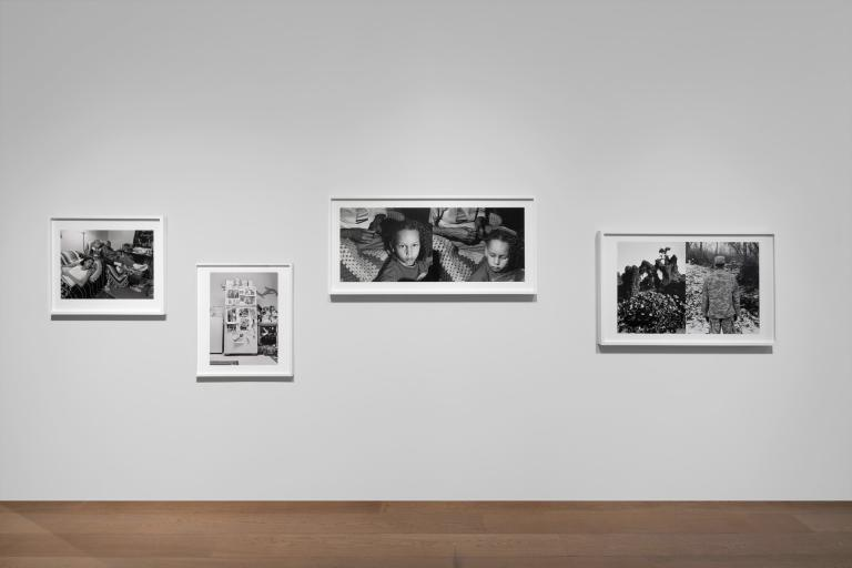 "Installation view of ""Frederick Douglass: Embers of Freedom"""
